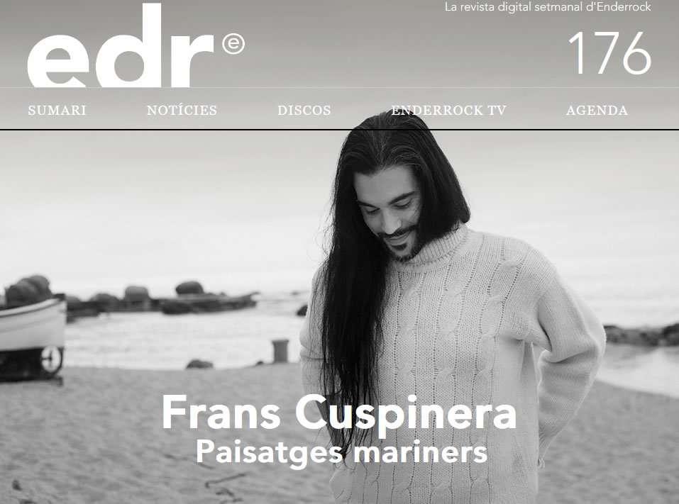 Frans Cuspinera - EDR 176 - El noi del mar (Enderrock)