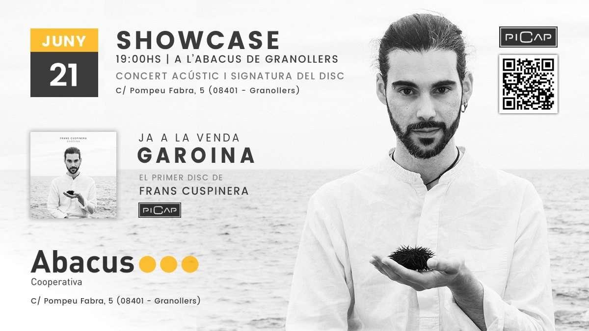 Showcase a l'Abacus de Granollers | Frans Cuspinera