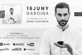 Garoina es publica el 16 de juny - Frans Cuspinera