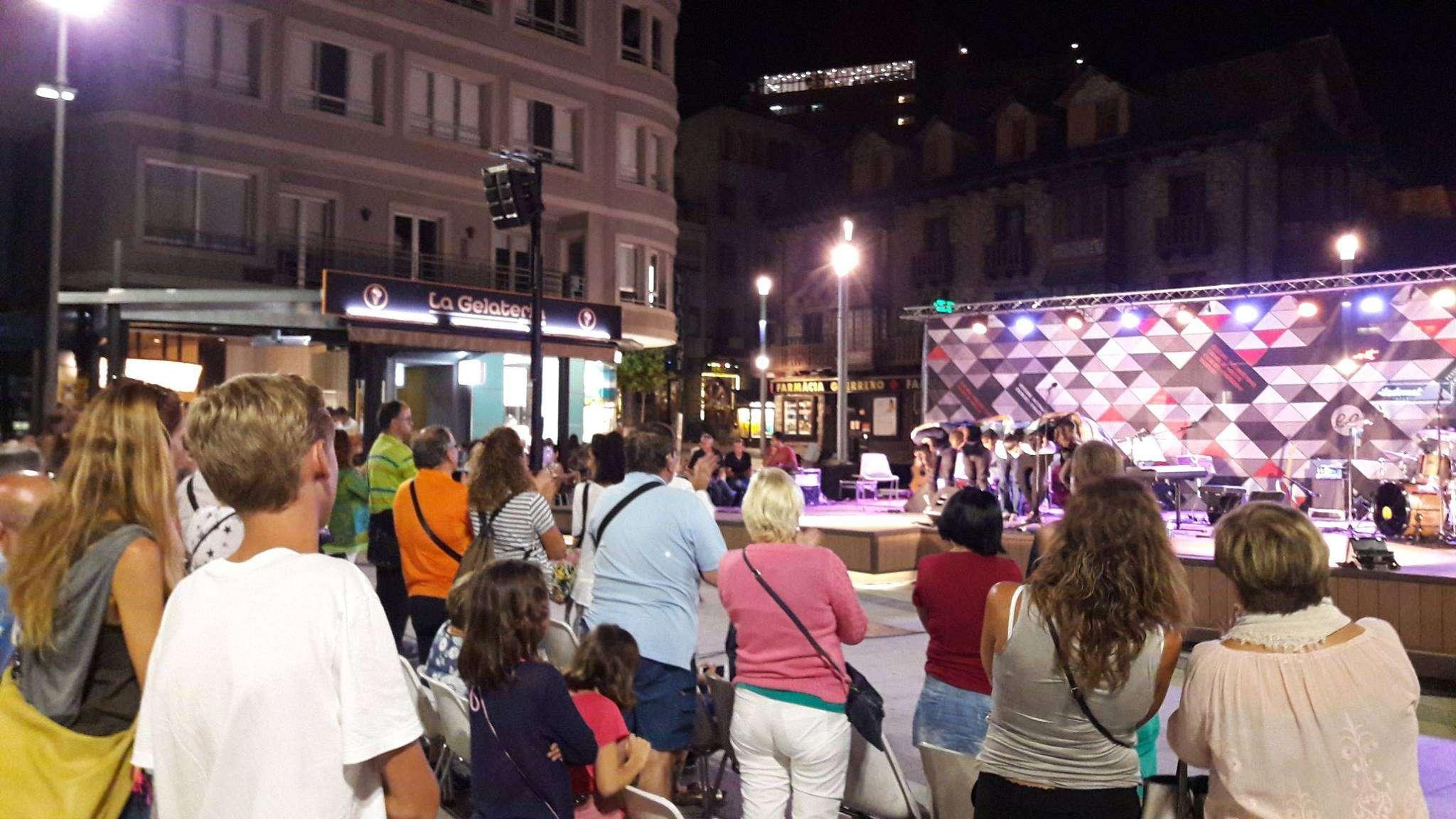 Frans Cuspinera - Concert Escaldes - Engordany