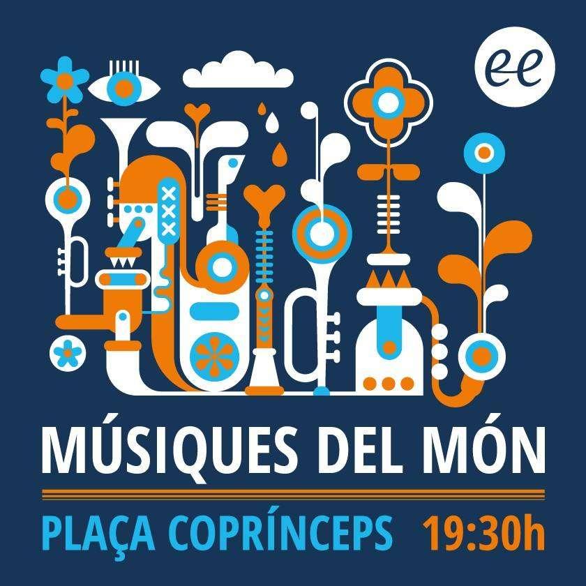 Músiques del Món - Frans Cuspinera