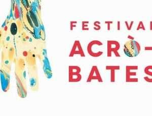 Actuarem al Festival Acròbates 2018