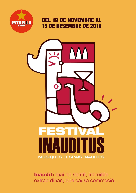 Frans Cuspinera al Festival Inauditus - Hotel Mandarín Oriental