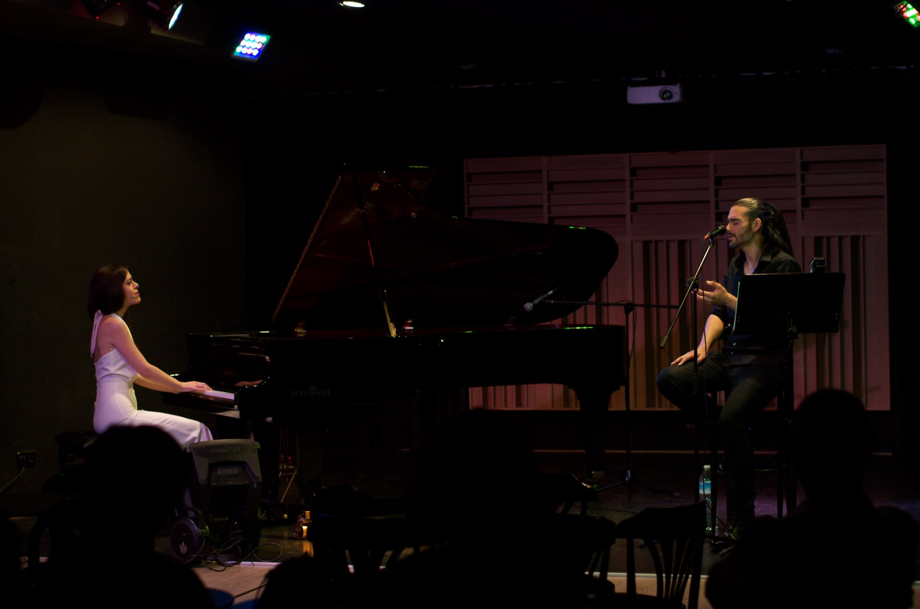 Concert Frans Cuspinera i Maria Poyatos